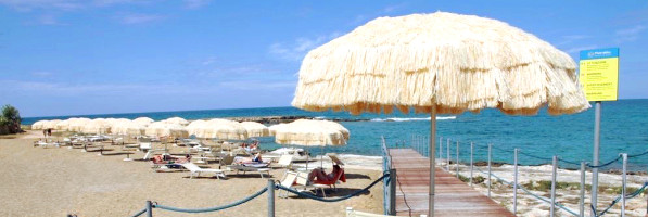 Pietrablu Resort, Polignano a Mare, family all inclusive