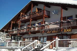 Inverno all'Hotel Grizzly a Folgaria