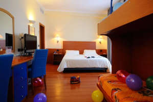 Camera family al Best Western Globus hotel