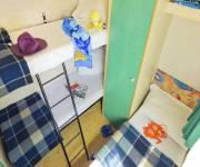 i-pini-family-park-camera-bambini