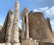 villa-gregoriana-tempio-di-Vesta